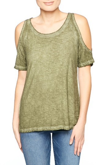 Women's Sanctuary Lou Cold Shoulder Tee