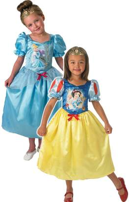 Disney Princess Reversible Snow White To Cinderella Costume