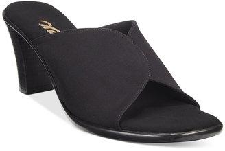 Onex Paty-N Slide Sandals $110 thestylecure.com