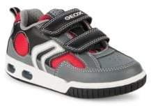 Geox Little Boy's & Boy's Classic Grip-Tape Sneakers