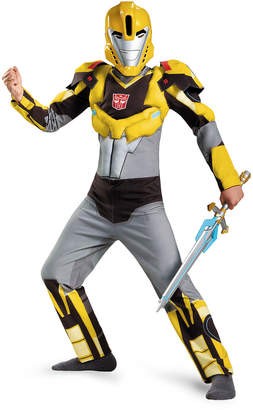 Bumble Bee Disguise Inc. Disguise Bumblebee Animated Deluxe Costume