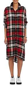 Public School Women's Ilha Plaid Twill Shirtdress