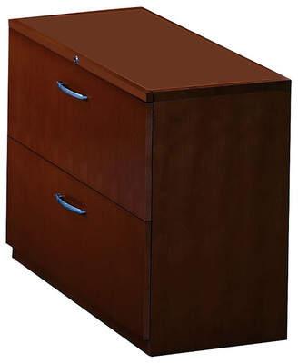 Mayline Corsica 27.5 H x 36 W Desk File Pedestal