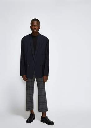 Lemaire Tropical Wool Double Breasted Jacket