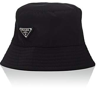 Prada Men's Logo Bucket Hat