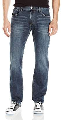 Armani Exchange A|X Men's Relaxed Straight Denim Jeans