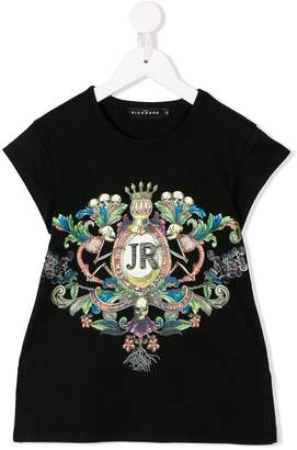John Richmond Kids printed T-shirt