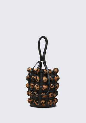Alexander Wang CAGED ROXY MINI BUCKET