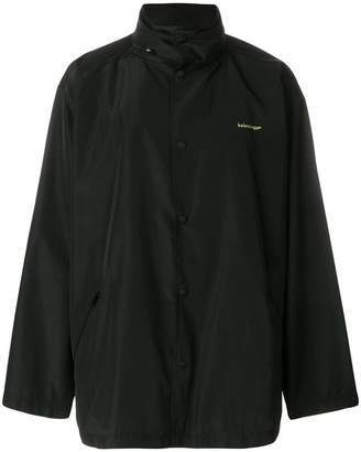 Balenciaga Archetype raincoat