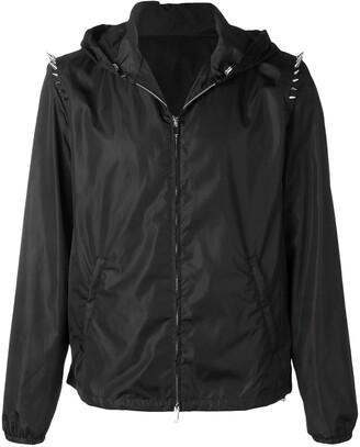 Valentino short parka jacket