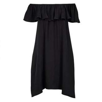 Vector Second Female Dress - S - Black