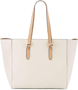 Neiman Marcus Talley Charge Up Shoulder Tote Bag with Power Bank