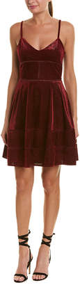 Romeo & Juliet Couture Ribbed A-Line Dress