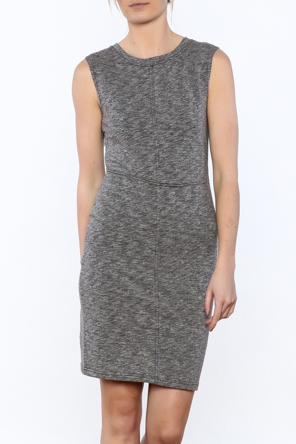 Bishop + Young Grey Teri Dress