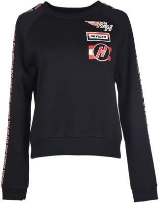 Tommy Hilfiger Tommyxgigi X Gigi Hadid Printed Detail Sweatshirt