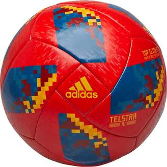 adidas FEF Spain FIFA World Cup 2018 Football Red/Collegiate Gold