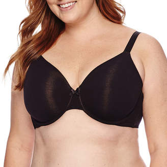 Ambrielle Everyday Full-Figure Cotton Full-Coverage Bra