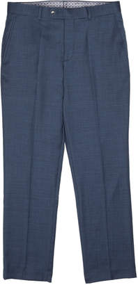 Original Penguin BLUE SHARKSKIN DRESS PANT