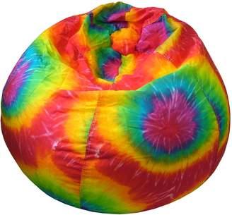 Gold Medal Medium Cargo Pocket Microfiber Bean Bag Chair