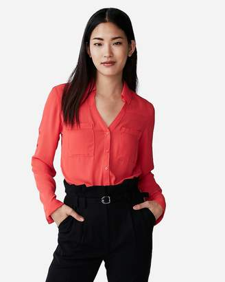 Express Original Fit Portofino Shirt