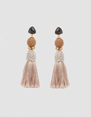 Lizzie Fortunato Modern Craft Drop Earrings