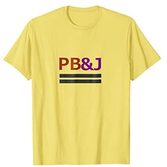 Butter Shoes 'Peanut & Jelly' T-shirt