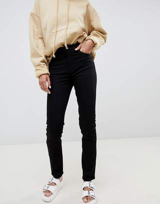 Weekday Way High Waist Slim Leg Jeans