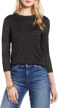 Halogen Shimmer Sweater