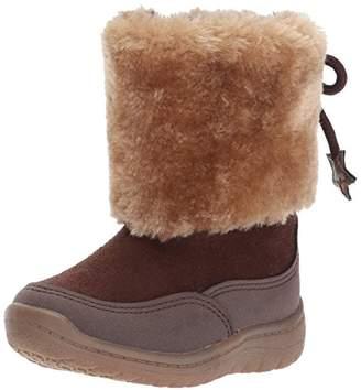 Osh Kosh Girls' Sloane Sherpa Fashion Boot