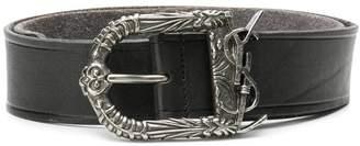 Saint Laurent Monogram Celtic belt