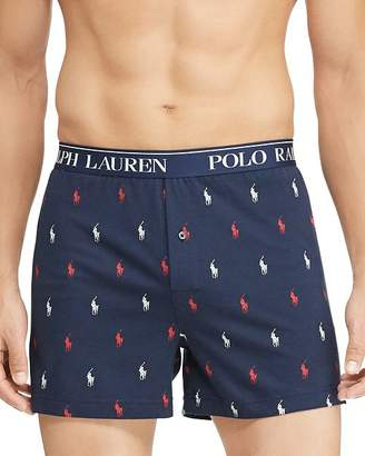 Polo Ralph Lauren Patterned Boxer Briefs