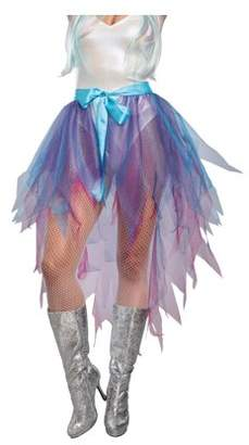 Dreamgirl Women's Colorful Beauty-Licious Costume Tutu Skirt