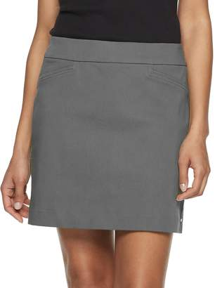 Croft & Barrow Women's Effortless Pull-On Skort