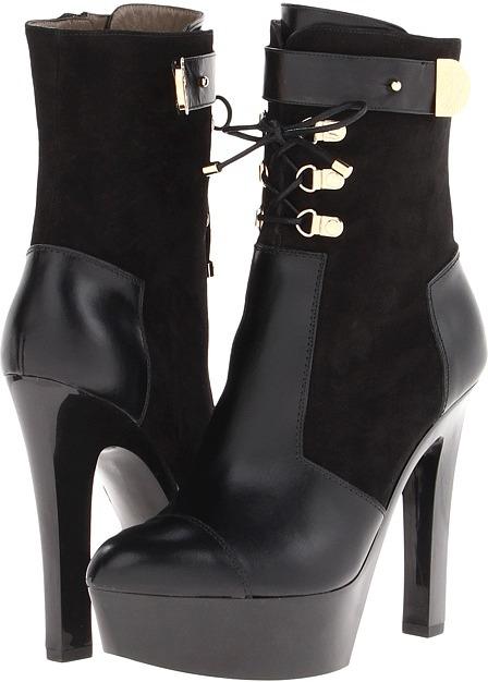 Versace LSD391R LCAVI L41OC (Black) - Footwear