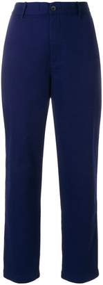 Bellerose high-waisted worker trousers