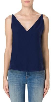 Women's J Brand Lucy Silk Camisole $128 thestylecure.com