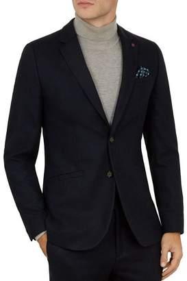 Ted Baker Matza Core Slim Fit Wool Jacket