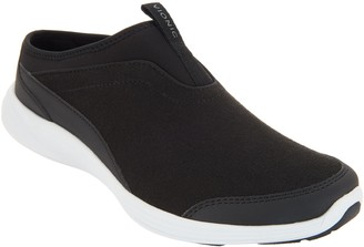 Vionic Micro-Suede Slip-on Mules - Adell