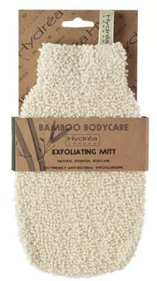 Hydrea London Bamboo Gentle Exfoliating Mitt