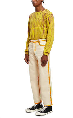 Eckhaus Latta Seasonal Seam Jeans