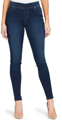 Gloria Vanderbilt Women's Avery Slim Straight-Leg Jeans