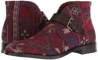 Etro Carpet Print Ankle Boot Men's Boots