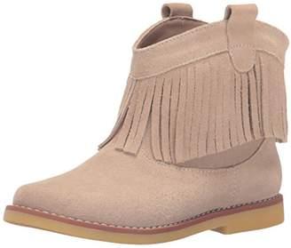 Elephantito Girls' Bootie w Fringes Fashion Boot