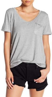 Socialite Short Sleeve Pocket Tee