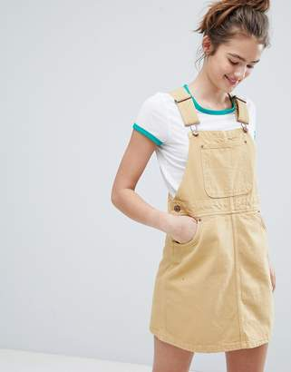 Monki Overalls Mini Dress
