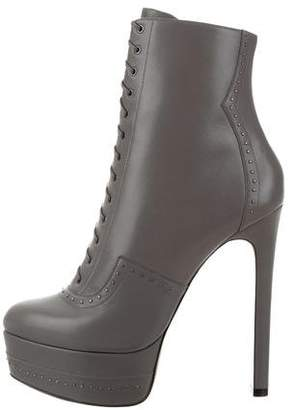 Ruthie Davis Rebecca High-Heel Boots w/ Tags