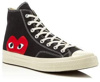 Comme des Garcons Men's Converse Chuck Taylor High Top Sneakers