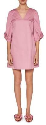 Ted Baker Solyane Bow-Detail Tunic Dress