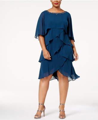 Plus Size Teal Dress Shopstyle
