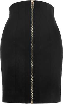 Zimmermann Denim Mini Skirt